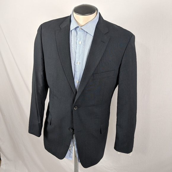 de46b7a2 Hugo Boss Suits & Blazers   Gray Blazer Super 120 40r Us   Poshmark